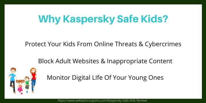 Kaspersky parental contol app