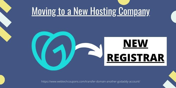 Moving to a New Hosting Company