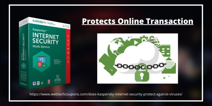 Protects Online Transaction