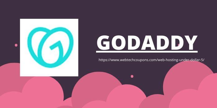 Web Hosting Under $5- GoDaddy