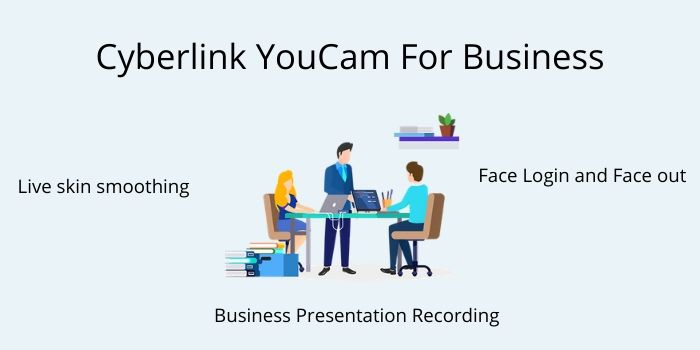 cyberlink youcam for business