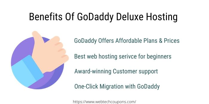 why Goddady is the best hosting service