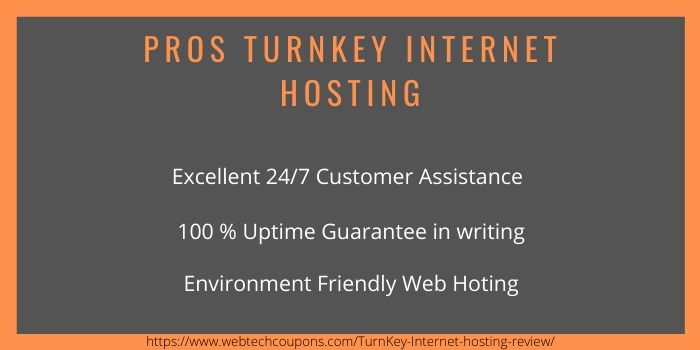 why choose Turnkey Internet Hosting