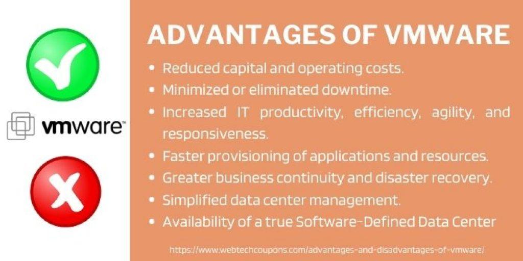 Advantages Of VMware