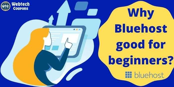 Blue Host For Biggner