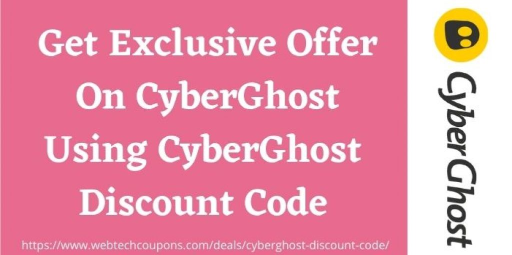 CyberGhost Discount deal