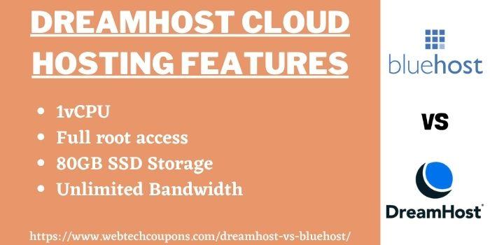 DreamHost vs BlueHost for WordPress