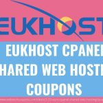 EUKHOST CPANEL SHARED WEB HOSTING COUPONS