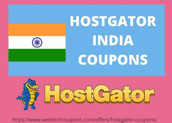 55 Off Hostgator Coupons India 2020 Hostgator India Coupon Code