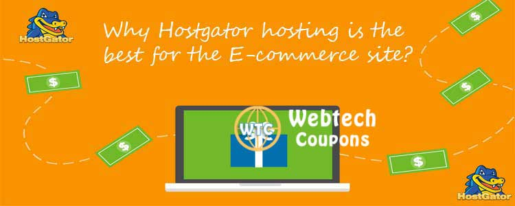 Hostgator Hosting for Ecommerce Website