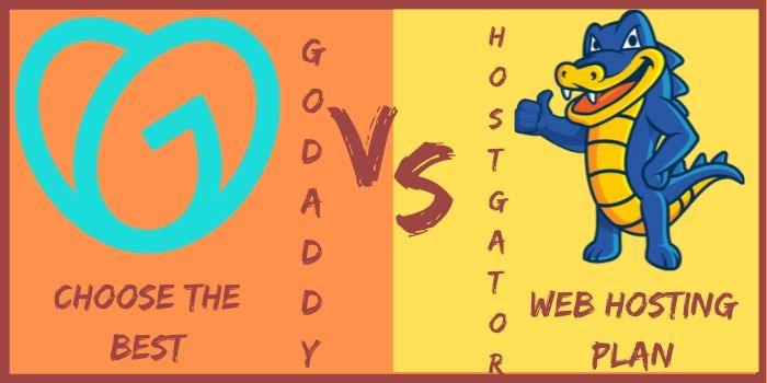Real time Hostgator Comparison with Godaddy