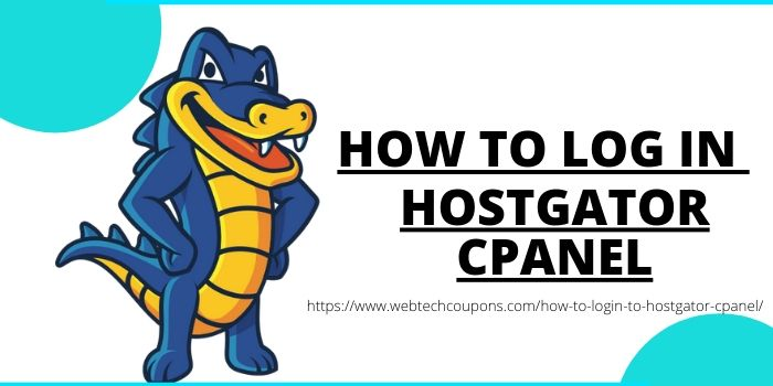 How to Login to the Hostgator Cpanel