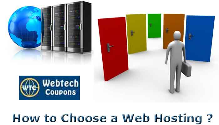 how to choose web hosting service?