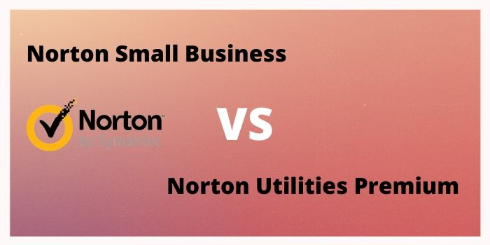 Norton premium vs small business