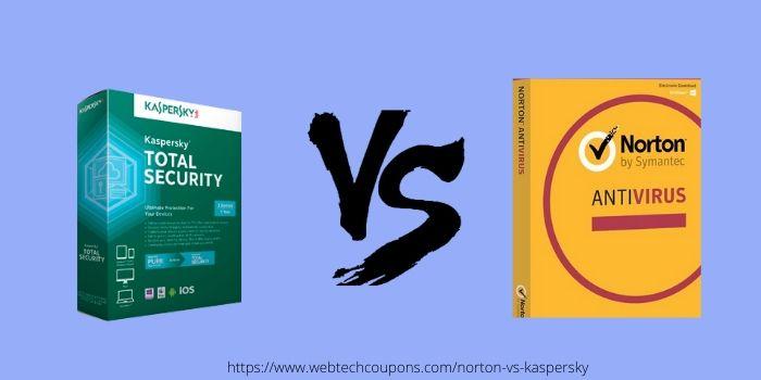 Norton vs Kaspersky 2020