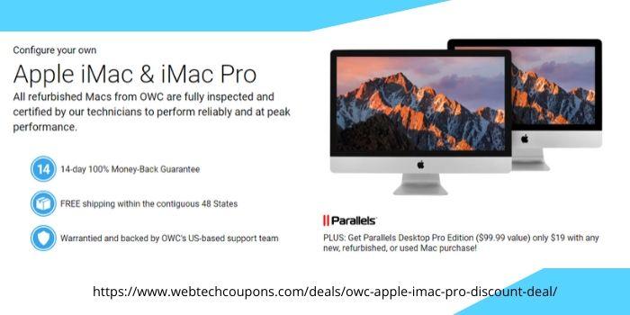 OWC Apple iMac Pro