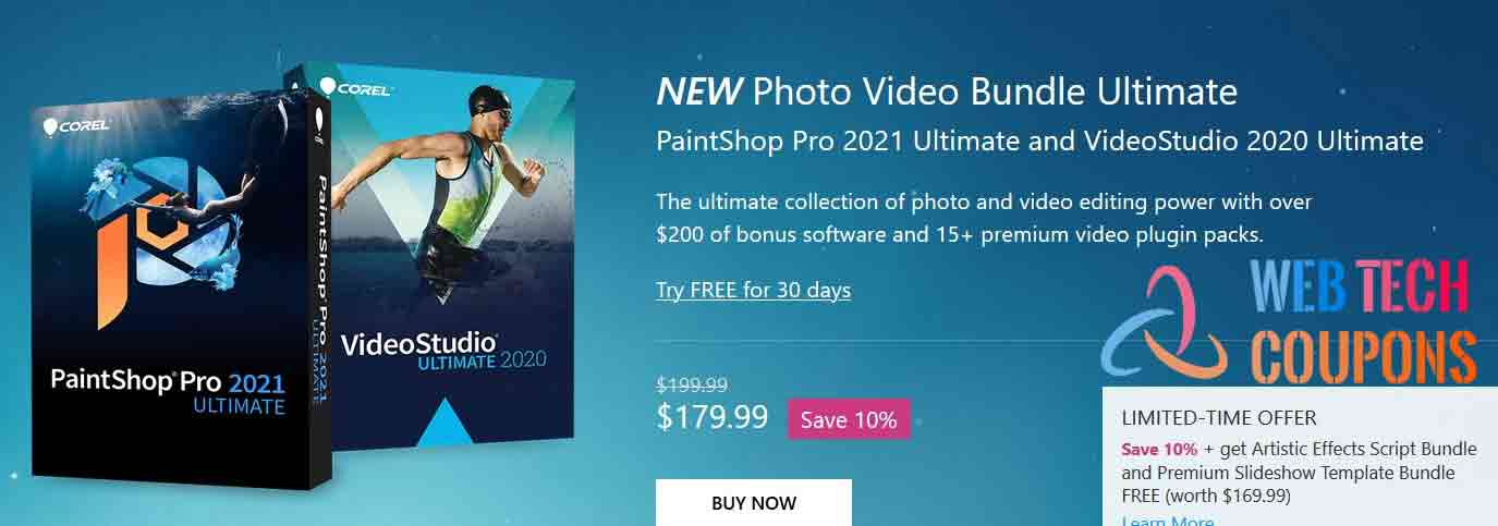 Photo Video Bundle Ultimate Offers