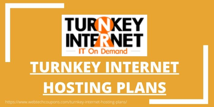 Turnkey Internet Hosting Plans