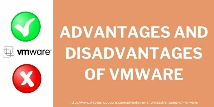 VMware pros and cons