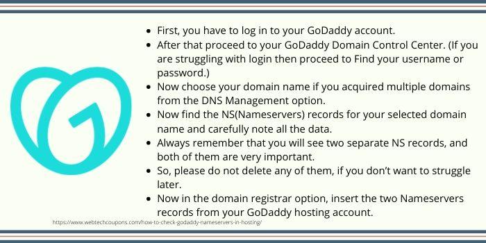 Ways to Check GoDaddy Nameserver in Hosting