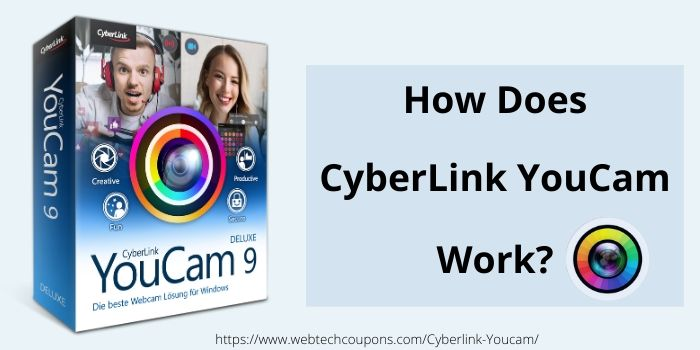 how does cyberlink Youcam work
