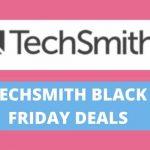 new techsmith black friday deals