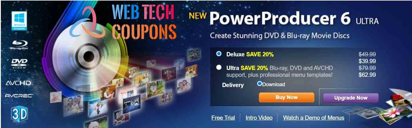 powerproducer 6 Coupon