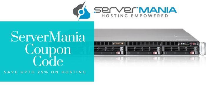 ServerMania Coupon Code