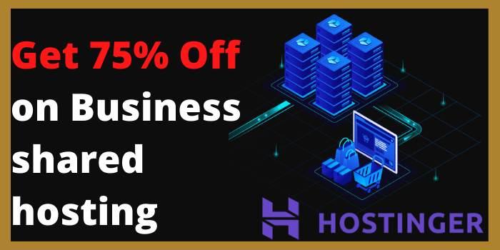 business shared hosting