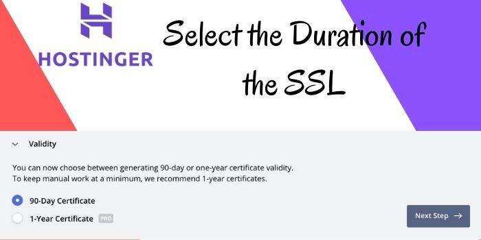 Hostinger SSL Tutorial