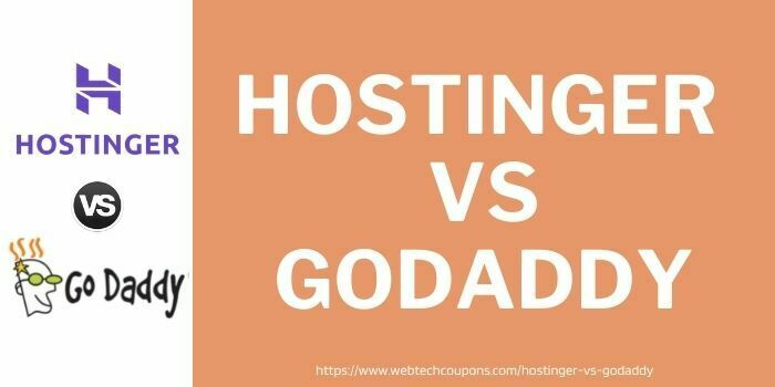Godaddy vs hostinger guide