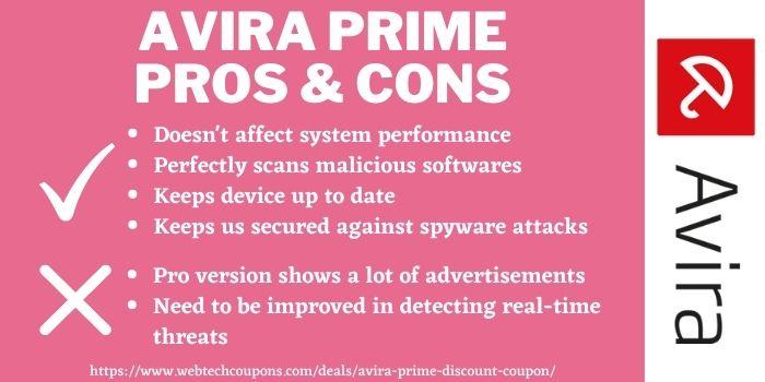 Avira Prime Discount Coupon