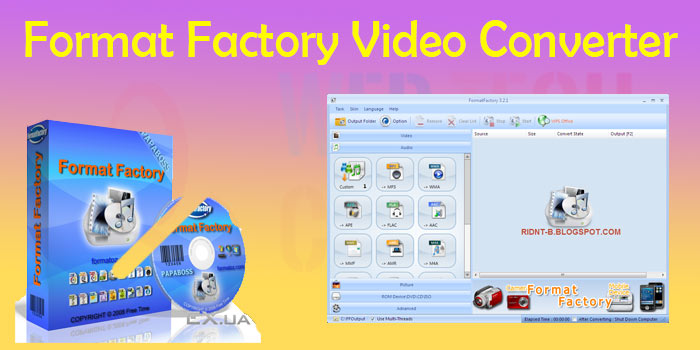Format-Factory-Video-Converter