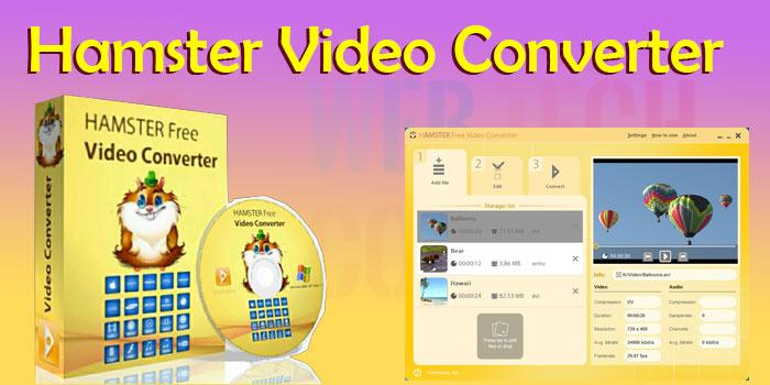 Hamster-Video-Converter