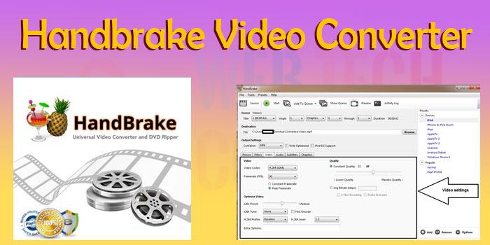 Handbrake-Video-Converter
