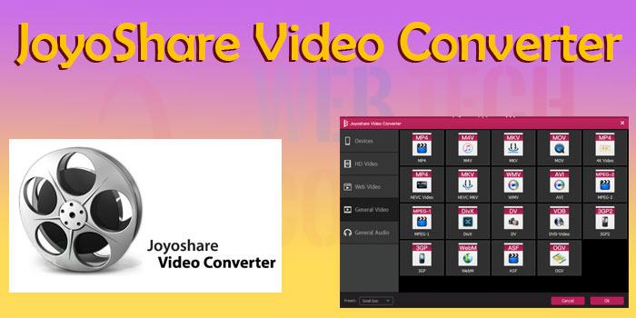 JoyoShare-Video-Converter