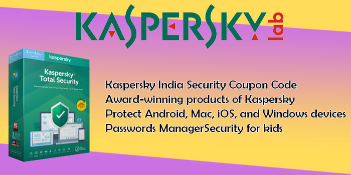 features of India Kaspersky