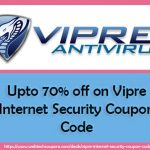 Vipre Internet Security Coupon