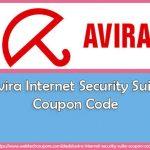 Avira Internet Security Suite Coupon Code