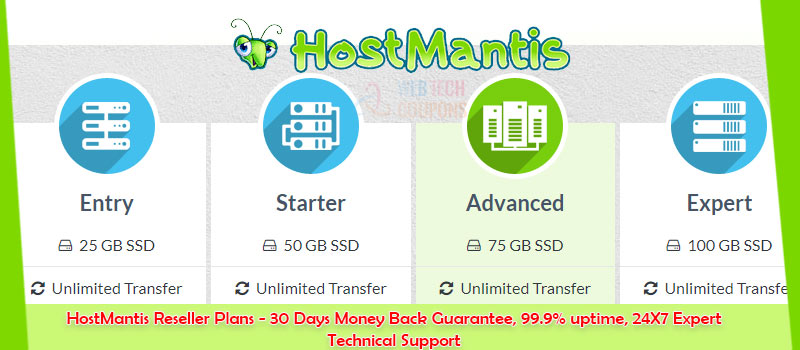 Hosmantis Reseller Coupons and Offers