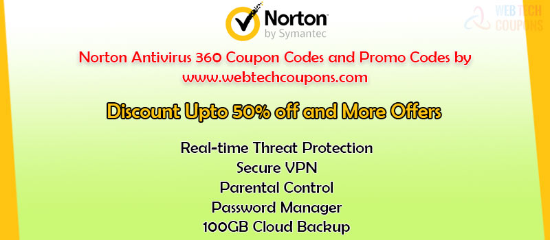 Norton 360 offers deals 50 off