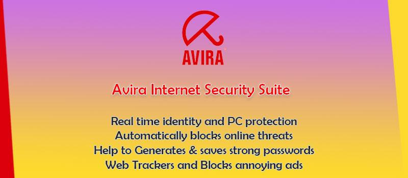avira internet security specifications