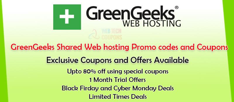 greengeeks shared hosting deals