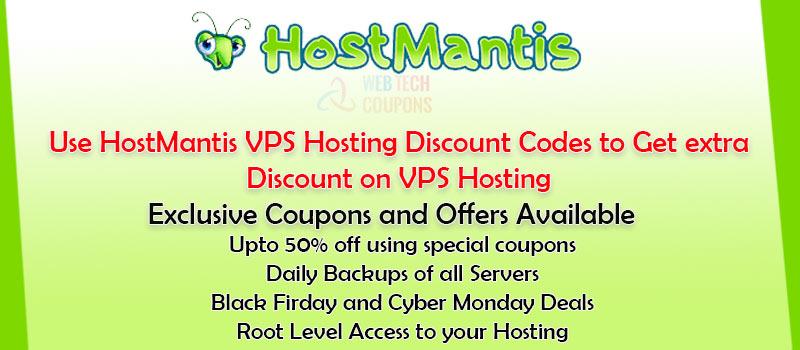 hostmantis exclusive offers