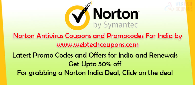 Norton India Coupons and Deals