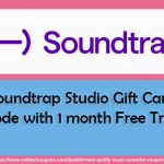 sound trap gift card