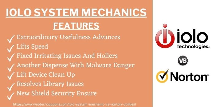 Iolo System mechanics features