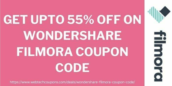 Wondershare filmora promo code