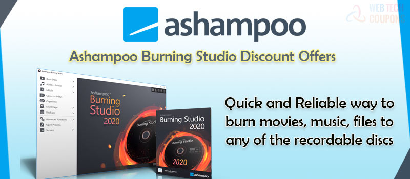 ashampoo burning studio coupons