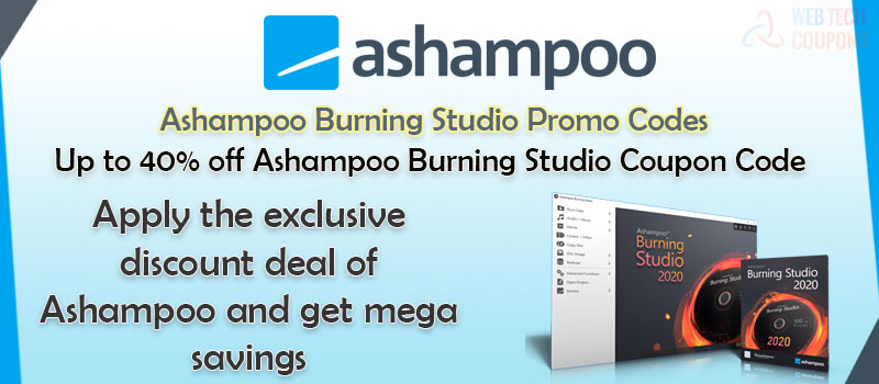 ashampoo burning studio offers